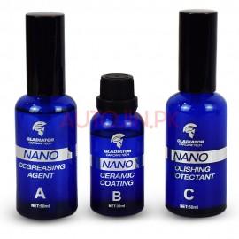 Gladiator Nano Ceramic Coating Kit