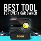 SOGO Tire Inflator for Car