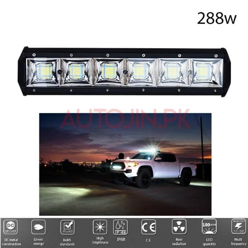 4X4 LED Light Bar 12 inch 288W LED