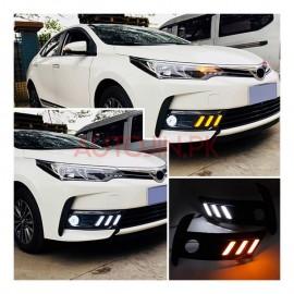 Toyota Corollav fog Lamp Cover