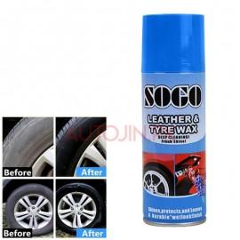 Sogo Leather & Tyre Wax 250ml