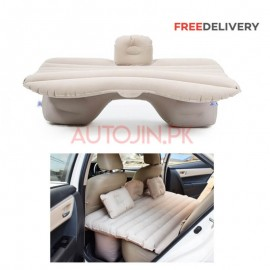 car back seat bed