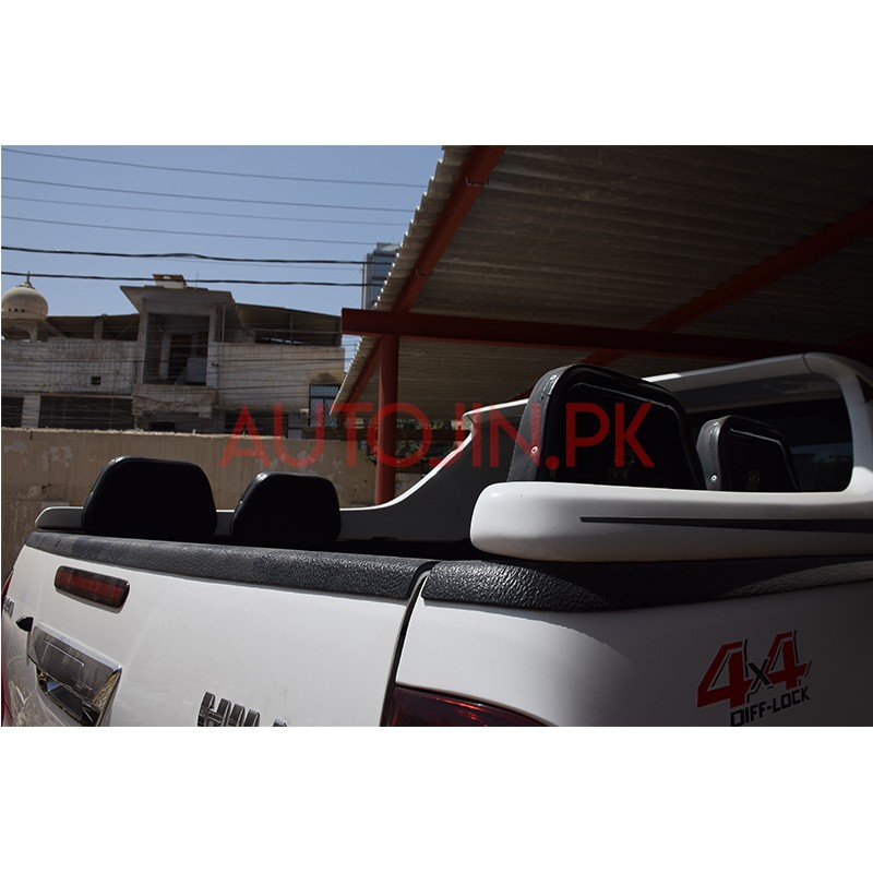 Pleasant Toyota Hilux Revo Vigo Back Seat Double Fold Gmtry Best Dining Table And Chair Ideas Images Gmtryco