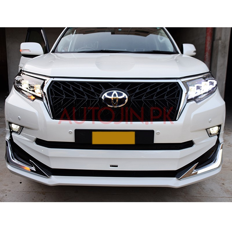 Buy Toyota Land Cruiser Prado 2009-2019 Premium Quality