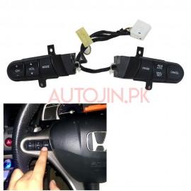 Honda Multimedia Steering Buttons