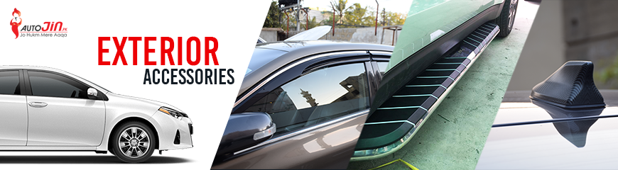 Buy Car Exterior Accessories Online: Exterior Car Parts | Autojin.pk