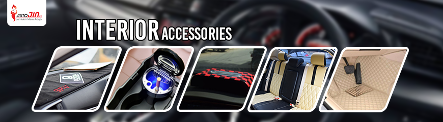Buy Car Interior Accessories Online: Interior Car Parts | Autojin.pk