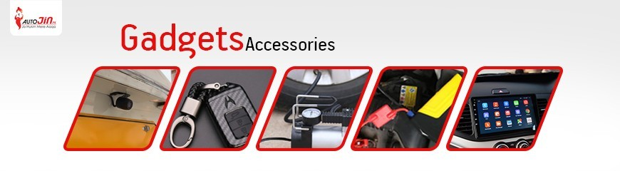 Buy Car Gadgets Accessories & Spare Parts in Pakistan | Autojin.pk