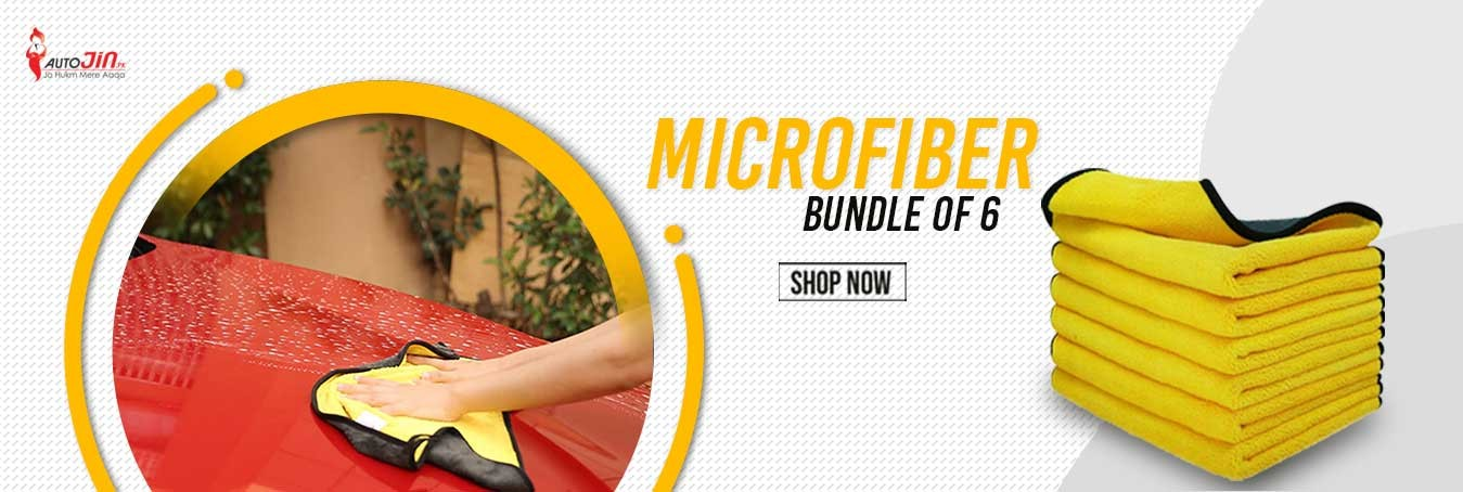Microfiber Towels Bundle