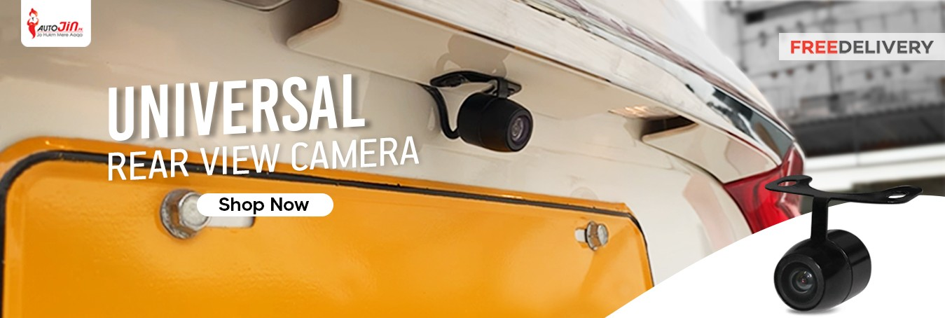 Rear View Camera for all cars